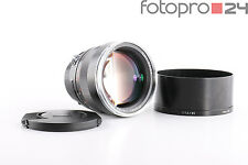 Nikon Carl Zeiss 85 mm 1.4 Planar T ZF + Very Good (26685284)