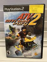 ATV Offroad Fury 2 - PlayStation 2 PlayStation2