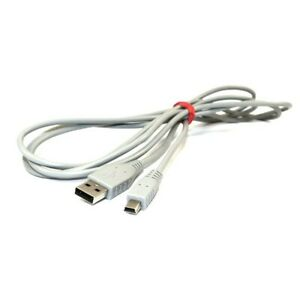 Wii U - official USB on Mini USB cable / WUP-018 [Nintendo]