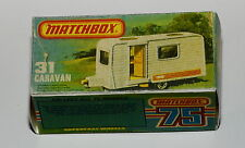 Reprobox für Matchbox Superfast Nr. 75 - Caravan