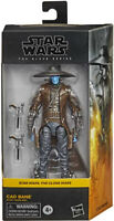 "STAR WARS THE BLACK SERIES CLONE WARS CAD BANE 6"" INCH ACTION FIGURE"