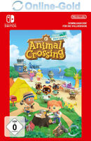 Nintendo Switch Animal Crossing: New Horizons Key - Download Code Tiere - DE/EU