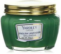 YARDLEY LONDON English Lavender Brilliantine Cream Pomade for Skin & Hair, 80g