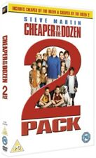 Cheaper By The Dozen / Cheaper By The Dozen 2 DVD Nuevo DVD (3243001084)