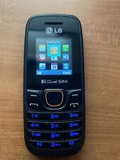 LG-A275 Mega Torch Lighting Dual Sim Bar Cell Phone Unlocked International GSM