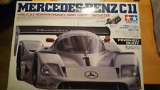Tamiya  1/10 RC Mercedes Benz C11 with Finished Body set