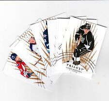 2014-15 UD TRILOGY BASE CARDS - FINISH YOUR SET LOW SHIPPING RATE