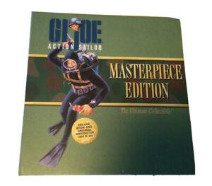 G.I. Joe Action Sailor Masterpiece Edition 12 inch Collectible Figure NIB