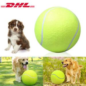 Hundeball Tennisball Große für Haustier Hundespielzeug Bällefür Trainer 9.5 inch