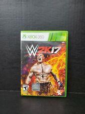 WWE 2K17 (Microsoft Xbox 360, 2016) Tested