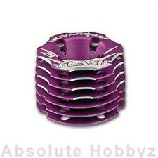 Novarossi 3.5cc Fucsia Cooling Head 50mm 6 Cuttings 8 Fins Serigraph (.21PTS)