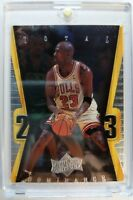 1999 99 Upper Deck Total Dominance Michael Jordan #TD16 Athlete of the Century