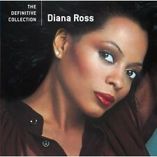 Diana Ross - Definitive Collection [New CD] Rmst