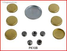 Frost Plug Set - Brass  EngineTech  PK10B   Ford  351C, 351M & 400 CID   70-82