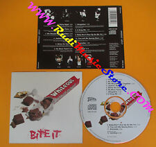 CD WHITEOUT Bite It 1995 Uk SILVERTONE RECORDS ORE CD 536 no lp mc dvd (CS4)