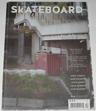 SBC Skateboard Magazine Vol 16 Iss 2 Summer 2014 Ty Peterson Jamie Thomas