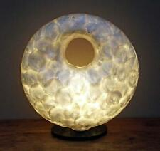 Contemporary style Shell sculpture lamp Designer Shell lamp table or bedside