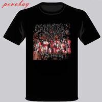 New Cannibal Corpse The Bleeding Men's Black T-Shirt Size S-3XL