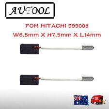 Carbon Brushes For Hitachi 999005 999075 999091  G10SR3 G13SR3 CJ110V AU seller