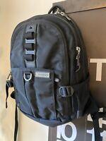 Victorinox Laptop Backpack Black Adjustable Cargo Utility Bag