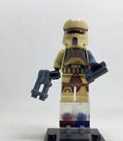TROOPER STAR WARS    MINIFIGURE Lego Movie  plays TIME PHOTOS ARCADE ANIME TOP