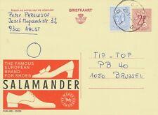 BELGIUM AALST D 1 SC 1970 (Postal Stationery 2 F + 0,50F, PUBLIBEL 2349N)