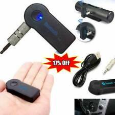 3,5 mm AUX Wireless USB Mini Bluetooth Stereo Audio Musik Auto Adapter Empfänger
