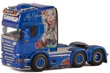 WSI01-2191 - Camion 6x2 SCANIA R13 Topline Max Steffen avec décorations - 1/50