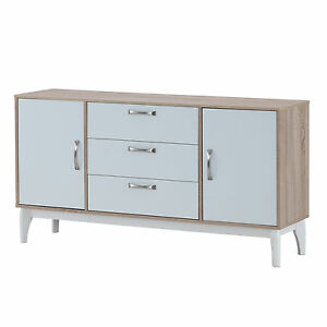 Scandinavian Multi Function Cabinet / Buffet sideboard with 3 Drawers - MFC7915