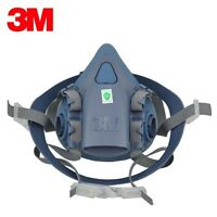 3M 7500 Series 7502 Professional Half Facepiece Respirator Gas Mask **