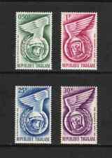 Togo 1962 Space Flights/ Shepard/ Gagarin complete set of 4v. (SG 297-300) MNH