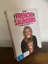 FRENCH & SAUNDERS Series 1 - 6 DVD BOX SET British TV womens comedy show