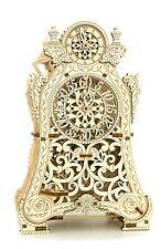 WOODEN CITY® MODELL MAGIC CLOCK, 3D Holzpuzzle, Holzmodellbau, Tischuhr