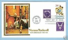 Colorano 2839 h Norman Rockwell Homecoming GI Cover