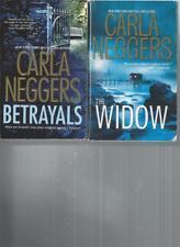 CARLA NEGGERS - Betrayals  - A LOT OF 2 BOOKS