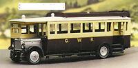 Modelscene 5137 1927 Maudslay ML3 Bus GWR Livery 00 Gauge Plastic Kit - T48 Post