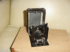 FOLDING  CAMERA  CASING  RAIL TRACK/BED GLASS BASE PARTS et al VINTAGE    SMALL