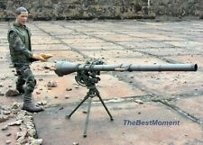 Dragon 1:6 WW2 US Army M20 75mm Recoilless Rifle Anti Tank Cannon *BULIT* G_75mm