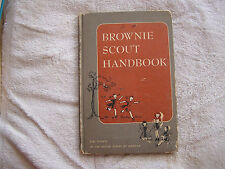 Brownie Scout Handbook January 1954 5th Impression