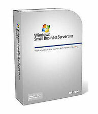 Microsoft Windows Small Business Server 2011 CAL Suite (5 User(s)) für Windows 6UA-03601