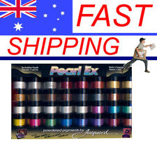 PearL Ex 32 Assorted Sampler Kit - Includes 32 x 3 g jars & 5 project sheets