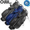 OUUL PYTHON AQUA HYBRID WATERPROOF GOLF CART TROLLEY / STAND BAG -NEW FOR 2020