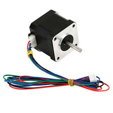 CNC 1.8 Degree NEMA17 1.7A 40mm 2 Phase 4Lead Stepper Motor For 3D Printer New