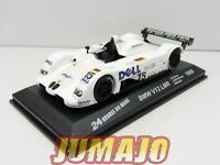 24H111 voiture 1/43 IXO Altaya 24 Heures Le Mans : BMW V12 LMR winner 1999