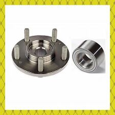 Pair 2 Front Wheel Bearings fit Honda Pilot 05-08 3.5L 051-4168 1410-247698