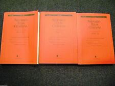 Shephard's Texas Citations Cumulative Supplement * Part 1 , 2 & 3 * 2008 Ed.