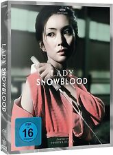 Lady snowblood (+ 16 commun booklett) Blu-ray Disc NEUF + OVP!