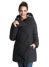 New Women's ROXY Abbie Parka - Size:Medium -True Black- SALE!