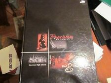 2003 Lawrence High School, Lawrence, KS Red and Black Yearbook Annual - NICE!