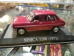 SIMCA 1200 ALTAYA